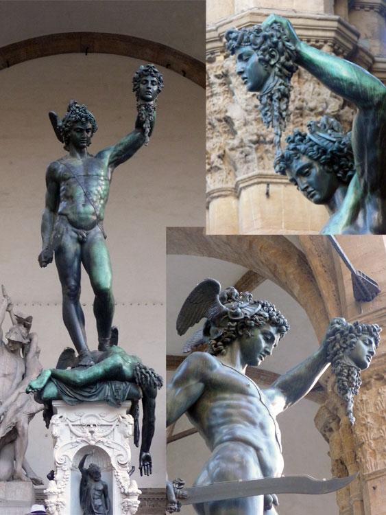 Cellini's Perseus