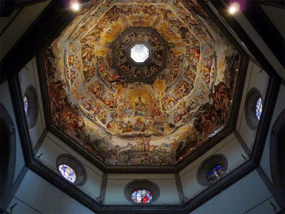 Dome frescos