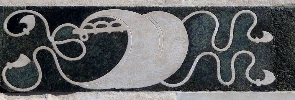 Santa Maria Novella detail