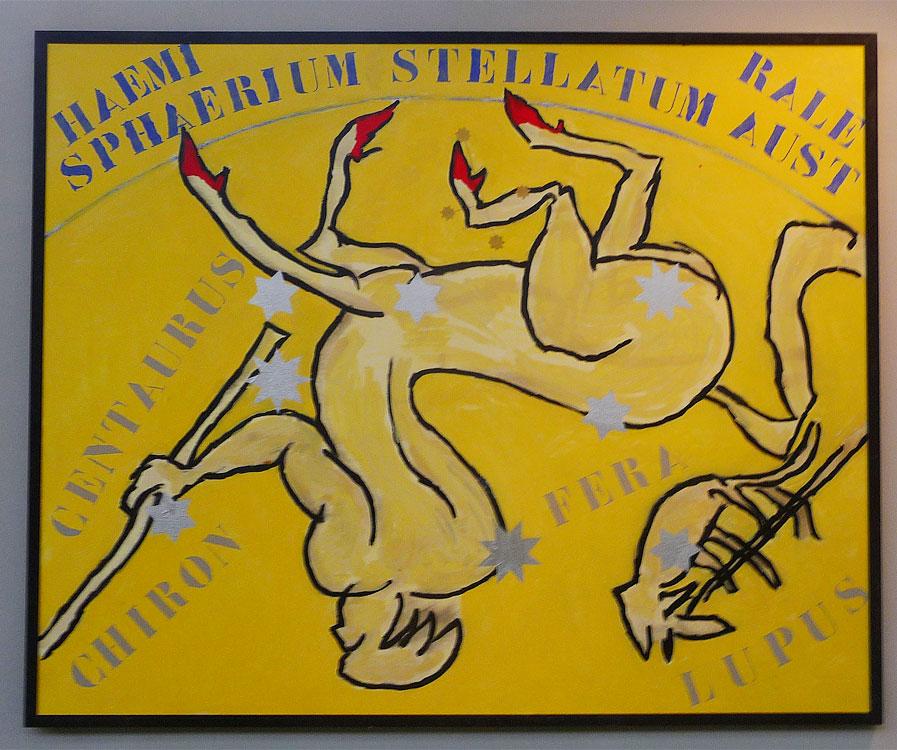 Yellow centaur