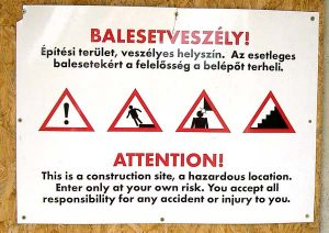 Warning! Difficult language...